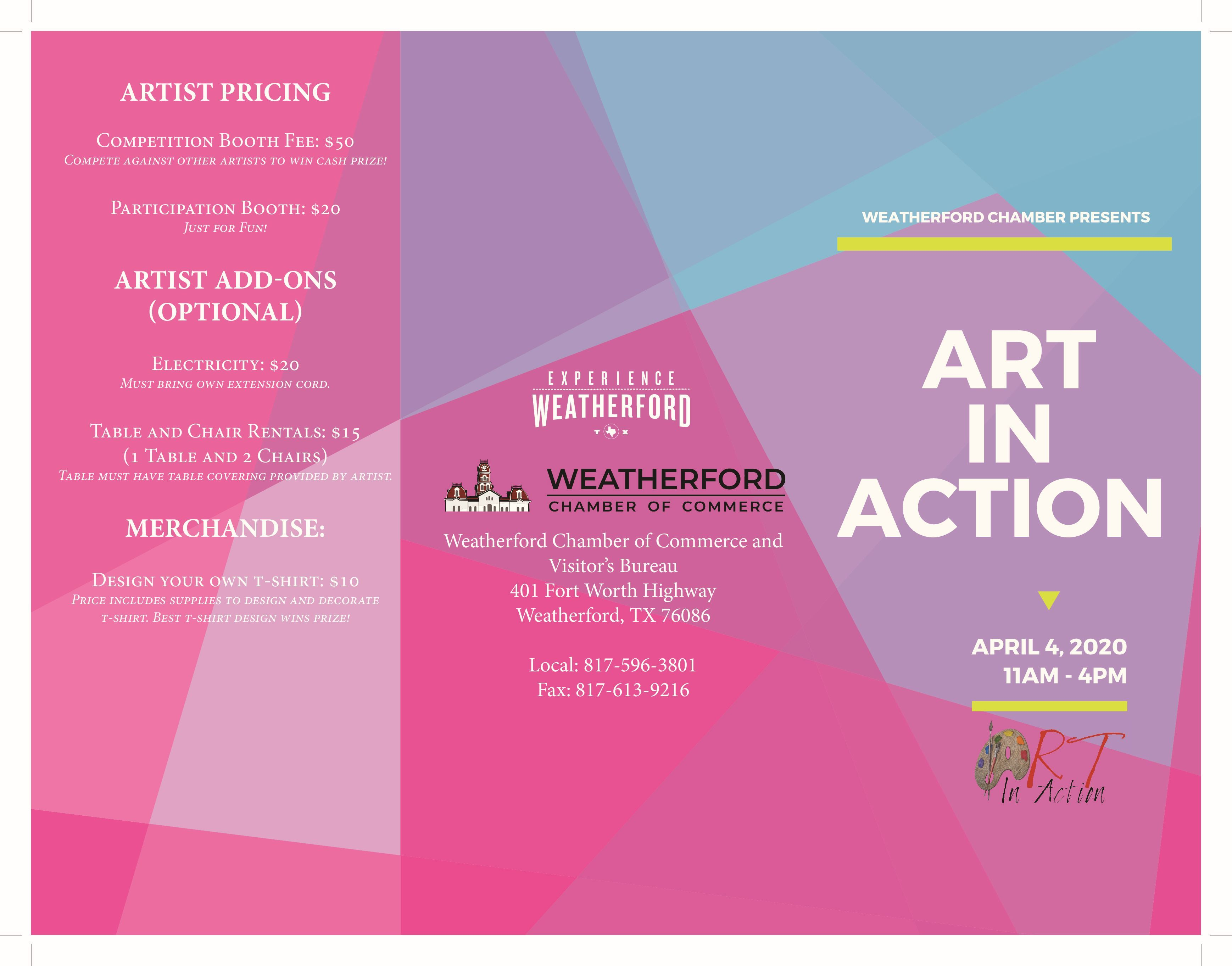 Art in ActionFront