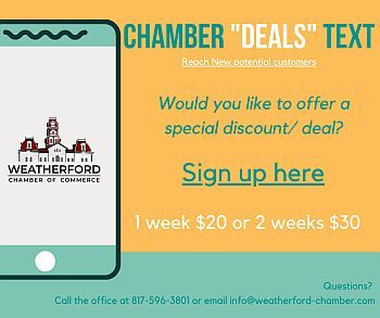 Chamber Deal Signup web