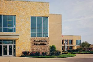 Weatherford College Academic Building