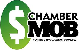 Chamber Mob - Weatherford Chamber of Commerce