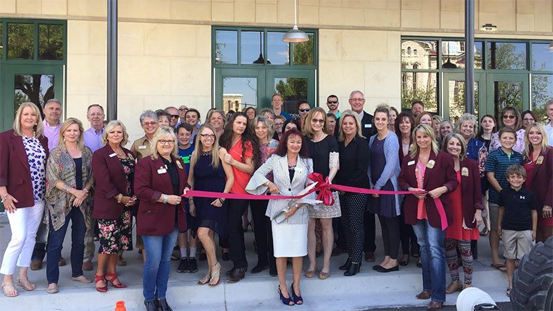 Ribbon Cuttings - Weatherford Chamber of Commerce