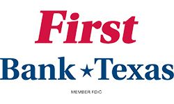 First Bank Texas logo
